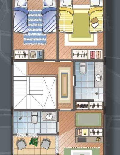 Leone Construtora – Residencial das Nações (Tipo 2)
