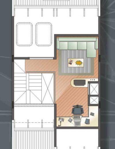 Leone Construtora – Residencial das Nações (Tipo 3)