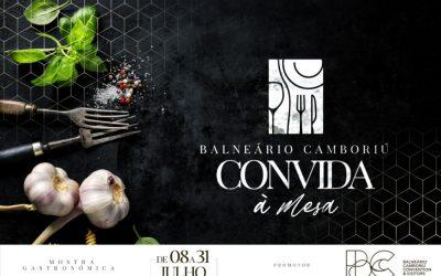 BC Convida à Mesa – Mostra Gastronômica de Balneário Camboriú